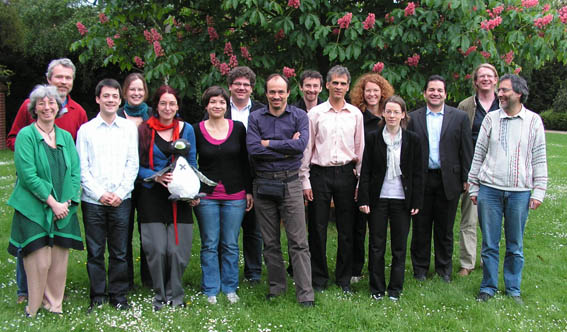 Kick-off Meeting Low Carbon Society Network