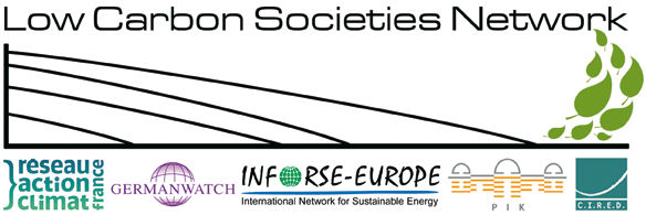 Low Carbon Societies Network logo